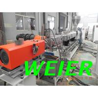 Wholesale Double Screw PE Plastic Recycle Machine For Underwater Pelletizing Line from china suppliers