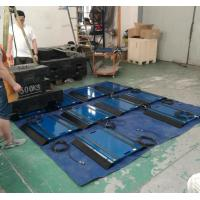 Wholesale Aluminum Portable Axle Weighing Scales 10 Ton 800 × 350 × 22mm For Vehicles from china suppliers