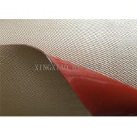 Wholesale Chemical Corrosion Silicone Coated High Silica Fiberglass Fabric Cloth Multi Color from china suppliers