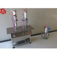 Wholesale Aerosol Can Body Spray Filling Machines, 3 In 1 Aerosol Filling Machines from china suppliers