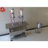 Buy cheap Aerosol Can Body Spray Filling Machines, 3 In 1 Aerosol Filling Machines from wholesalers