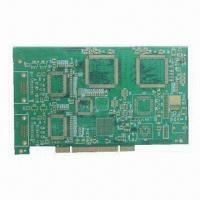 Wholesale Backplane Board with 10 Layers, 3.5mm Board Thickness from china suppliers