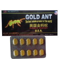 Wholesale Gold ANT All Natural Male Enhancement Pill , Male Enhancement Capsules from china suppliers