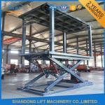 Wholesale Mini Lift 2500 3000 Hydraulic Scissor Car Lift from china suppliers