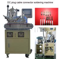 Wholesale DC Jack Connector TV Plug Auto Wire Soldering Machine 2000pcs/H from china suppliers