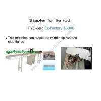 Quality Stapler for tie rod for sale