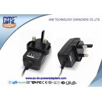 Wholesale CE / ROHS 3 PIN 12V Power Adapter For DVD , Various DC Plugs Available from china suppliers