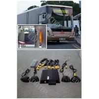 Wholesale Night Vision Bus Camera Around View Monitor System 580TVL PAL / NTSC HD from china suppliers