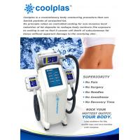 Wholesale sculpting body fat cool scupting cryolipolysis fat freezing sincoheren non surgical  liposuction slimming from china suppliers