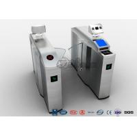 Wholesale Retractable Optical Turnstile Security Systems Electric For Airports Access from china suppliers