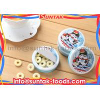 Wholesale Delicious Chewy Milk Candy , Colorful Mint Candies With Cute Plastic Box from china suppliers