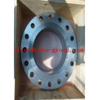 Buy cheap ASME B16.47 Series B Class 600 Weld Neck Flanges  ASTM A182 Size: 1/2