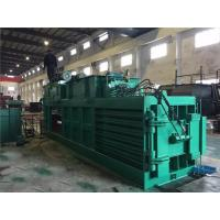 Wholesale Turnover Box And Plastic Baling Machine Waste Paper Baling Machine Hydraulic Driven from china suppliers