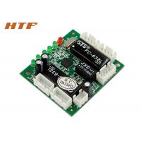 Wholesale Mini 5 Port 10/100M Unmanaged Network Switch Board Lay2 PCBA Module from china suppliers