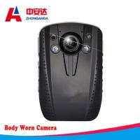 Wholesale Portable Body Worn Camera Security Guard Police Recording Law Enforcement Logger with GPS from china suppliers