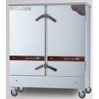 Wholesale Double Doors Commercial Electric Steamer For Cooking , 3C / CE / UL Approved from china suppliers