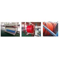 Microduct Fiber Conduit tube Making Machine 3mm-18mm