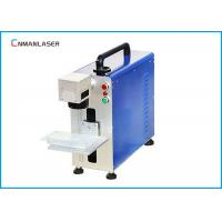 Wholesale Portable Metal Camera Auto Parts Metal Laser Marking Machine With Broad Beam Galvo Scanner from china suppliers