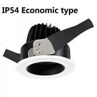 Wholesale IP54 10w Recessed Led downlight Lights With deep inside LED antiglared cuout 83mm from china suppliers