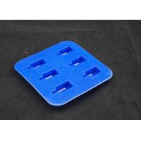 Wholesale Nontoxic & odorless square shape silicone ice tray / silicon ice mould with competitive price from china suppliers