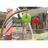 Wholesale Outdoor steel Water Pool Toys Waterwheel Park Scratch-resistant from china suppliers