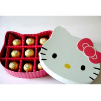 Wholesale Flavored Pleasure Plus Condoms Hello Kitty Box Snugger Fit Condoms from china suppliers
