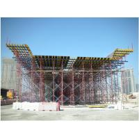 Wholesale Light Weight Girder Box Formwork , Scaffold timber formwork construction for bridge floor from china suppliers