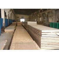Wholesale JIS Aisi Cold Rolled Stainless Steel Sheet , 316L Stainless Steel Plate from china suppliers