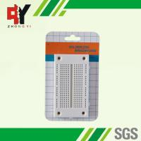 Wholesale Half - Size Larger Breadboard Circuit Projects 270 Point 8.6x4.6x0.85 cm from china suppliers