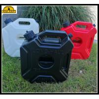 Wholesale 5 Liter Portable Jerry Can Black Gasline Fuel Petrol tank ATV UTV Motorcycle/Car Gokart from china suppliers