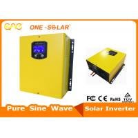 Wholesale DC To AC UPS Inverter Pure Sine Wave 1KVA  With PWM & Battery Charger Hot In Egypt from china suppliers