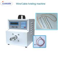 Wholesale Cable twister/twisting Machine, Twist cables together from china suppliers