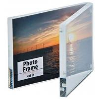 Wholesale Clear custm magnetic acrylic photo frames from china suppliers