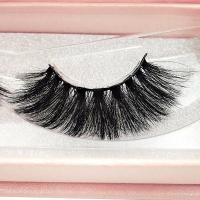 Buy cheap Lower Price Natural Looking Private Label 3d mink false eyelashes manufacturer from wholesalers