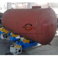 Wholesale Variable Speed Self Aligned Pipe Welding Rotator 10 Ton Rotary Capacity from china suppliers
