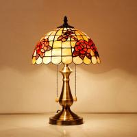Wholesale Holiday Merry Christmas shell lampshade indoor decorative lamp (TS6712) from china suppliers