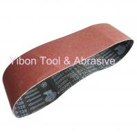 Wholesale GXK51 Aluiminum oxide abrasive sanding belt for Furniture from china suppliers