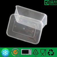 Wholesale Food Industrial Use and Recyclable Feature High Quality Disposable Plastic Food Container With Lid 500ml from china suppliers