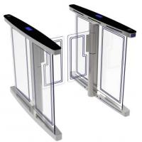 Wholesale Single Or Double Machine Core Flap Barrier Gate For Access Control Systems from china suppliers