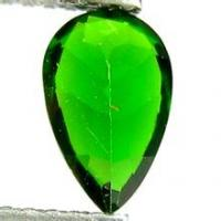 Wholesale Green Chrome Diopside Gemstones Pears Loose Gems 4mm x 6mm For Bracelets from china suppliers