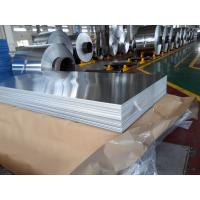 Wholesale 1060 Flat Aluminum Plate For Automobile Manufacturing And Rail Transit from china suppliers