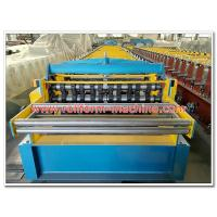 Buy cheap High Rib Structural Steel Floor Deck Sheet Cold Rolling Machine with Automatic Rollformer Equipment from wholesalers