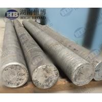 Wholesale ZK60A Magnesium Alloy Billet , Magnesium Rod Semi Continuous Casting from china suppliers