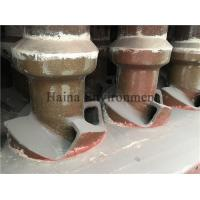 Ceramic Type Multicyclone Dust Collector , Multi Cyclone Separator