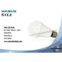 Wholesale Natural White A60 8W Led Light Bulb 40W / 60W E26 / E27 / B22  120 Degree from china suppliers