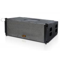 "Wholesale Dual 12"" 8ohm black  Line Array  Speakers Active For  stage / pub from china suppliers"