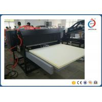 Wholesale Semi Automatic Large Format Heat Press Machine With Dual Station / Double Cylinders from china suppliers