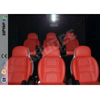 Quality Competitive Quality Amusement Theme Park 5D Movie Theater XD Cinema With Latest  Advanced Technology for sale