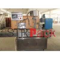 Wholesale Monoblock Filling Machine , Rotary Filling and Capping Machine for liquid medicine toner from china suppliers