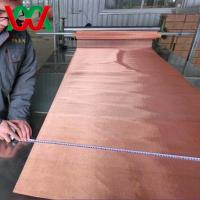 Wholesale copper wire cloth(factory price) from china suppliers